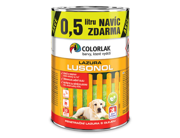 Limitovaná edice Lusonol S1023