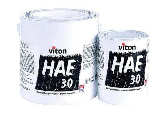 Viton: HAE 30 – vodou ředitelná barva 2 v 1 se širokým spektrem použití
