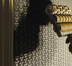 Dekorativní malířské válečky vyrábí ve své firmě VALEX decor Petr Bohdanecký už od roku 1992