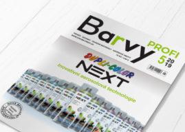 BARVY Profi 2019/05