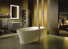 Top design, slavní designeři v koupelně