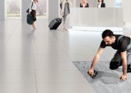 Expresní lepidlo pro lepení dlažeb Ceresit CM 12 Express Elastic Floor