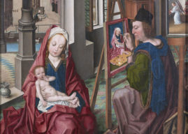 Kapitoly z historie: sdružování malířů, malířských spolků a cechů malířů