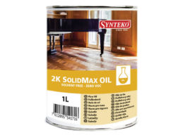SYNTEKO 2K SOLIDMAX OIL, rychleschnoucí olej na dřevěné podlahy