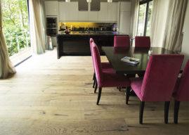 Třívrstvé dřevěné podlahoviny Timber Top