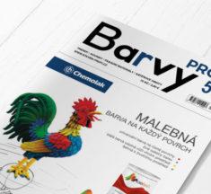 BARVY Profi 2020/05