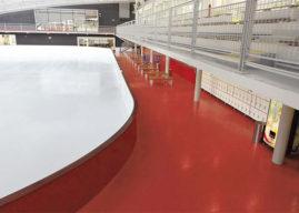 Kaučuková podlahovina norament pro místa s extrémními požadavky