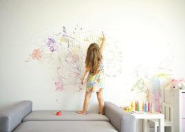 Primalex Ceramic – omyvatelná a čistitelná interiérová barva