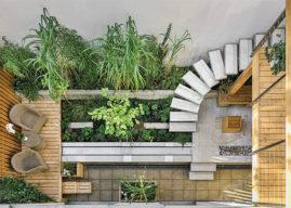 Dřevěné terasy a jejich povrchová úprava