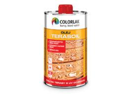 Přírodní oleje na dřevo od COLORLAK