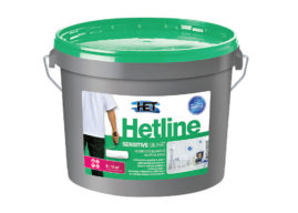Interiérová silikátová barva Hetline SENSITIVE SILIKÁT