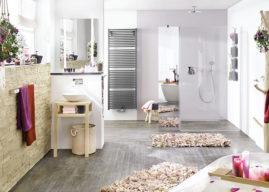 Kermi: sprchový kout s integrovaným zrcadlovým sklem