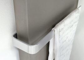 Chytrá koupelnová řešení Kermi pro velké požadavky na malý prostor