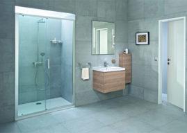 Jika: Chytrá řešení pro sprchový kout