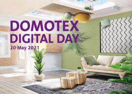 DOMOTEX 2021 jen digitálně!
