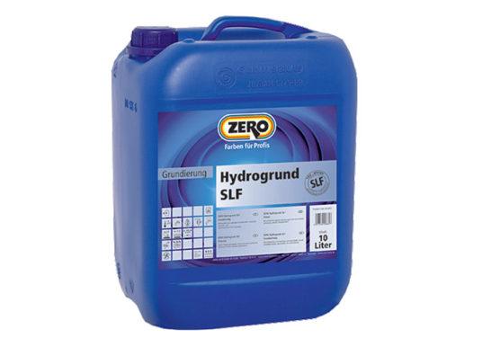 ZERO Hydrogrund SLF, impregnace pro oživení a konzervci cihlového a kamenného zdiva