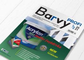 BARVY Profi 2021/01-02