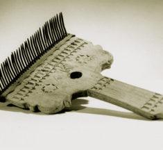 Tradiční techniky zdobení dřevěných předmětů (2)