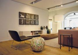 OIKOS a ARTEVIVA, dekorativní materiály na stěnu a podlahu