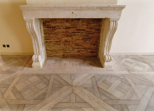 Historické vzory parket (3) – Arenberg a Monticello