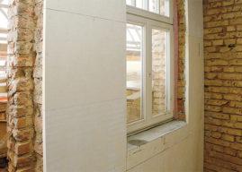 Remmers systém IQ-Therm – při sanování plísní v interiéru a vnitřním zateplení