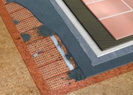 Jak aplikovat elektrické podlahové topení?