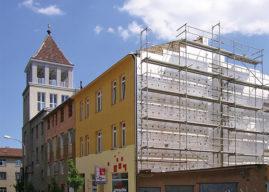 Zateplování budov a biologické znečištění fasád