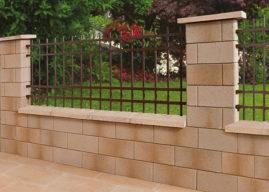 Rychlá stavba plotu s novým výplňovým betonem Cemix 380