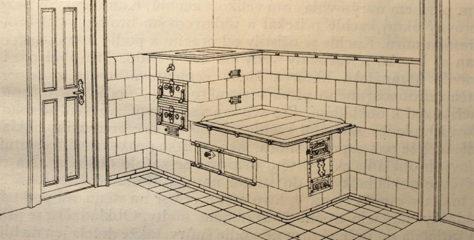 O keramických obkladech více než sto let starých – 1. díl