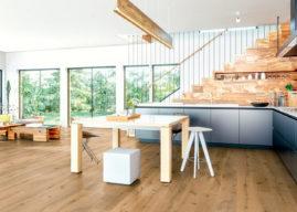 Dub Variante French L – novinka mezi dřevěnými podlahovinami