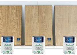 """""""Neviditelné"""" oleje na dřevěné podlahy Ciranova® z nabídky společnosti Acolor"""