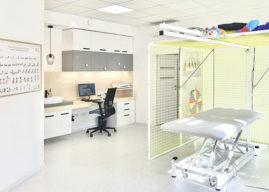Podlahoviny Fatra určené do zdravotnických zařízení