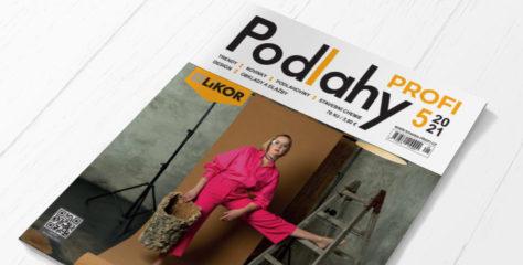 PODLAHY Profi 2021/05